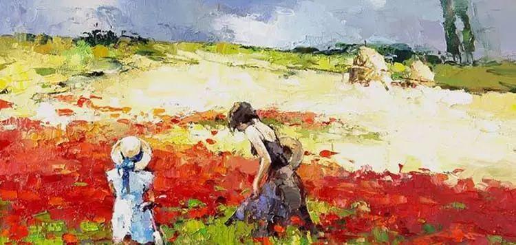 俄罗斯Alexi Zaitsev人物油画欣赏插图17