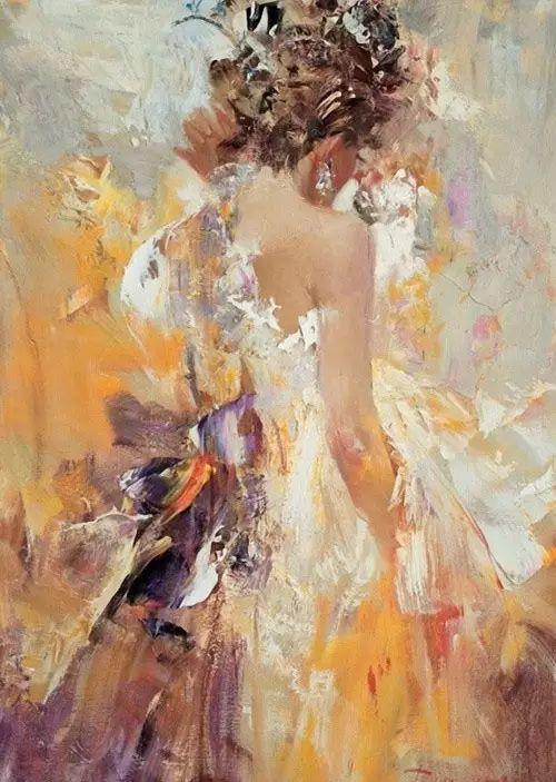 俄罗斯门提斯拉夫印象油画欣赏插图13