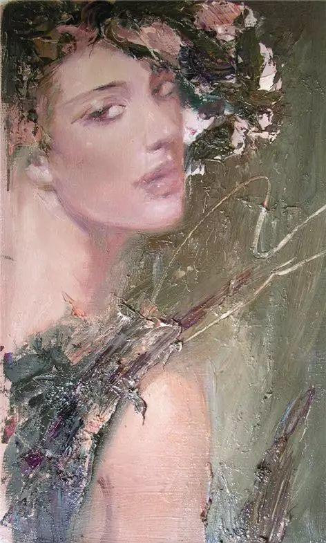 俄罗斯门提斯拉夫印象油画欣赏插图15