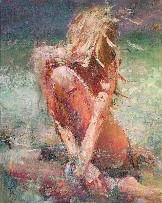 俄罗斯门提斯拉夫印象油画欣赏插图19