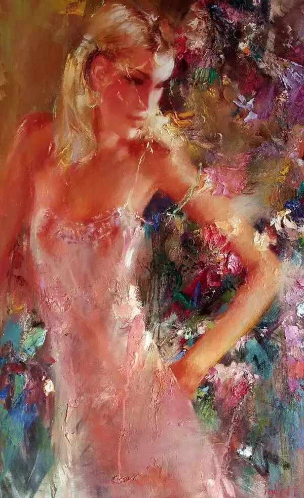 俄罗斯门提斯拉夫印象油画欣赏插图31