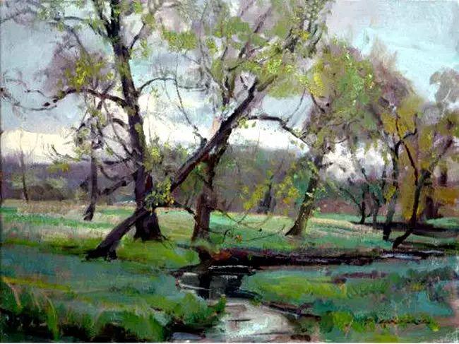 美国Daniel F.Gerhartz风景油画欣赏插图31