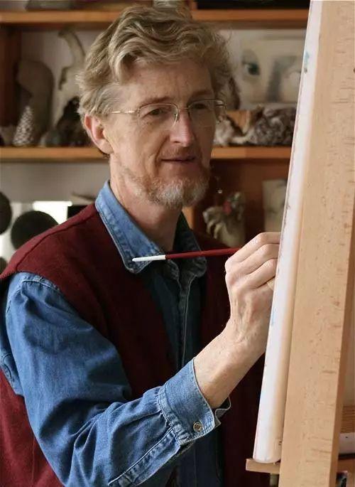 油画世界 英国Paul.Hedley绘画欣赏插图1