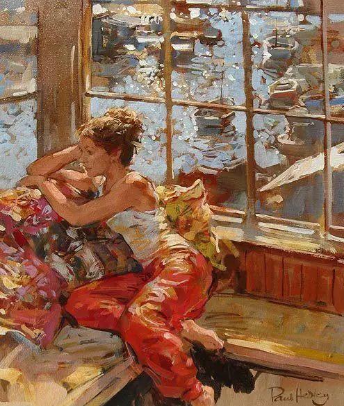 油画世界 英国Paul.Hedley绘画欣赏插图7