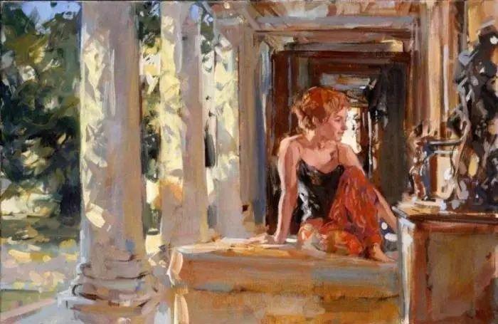 油画世界 英国Paul.Hedley绘画欣赏插图9