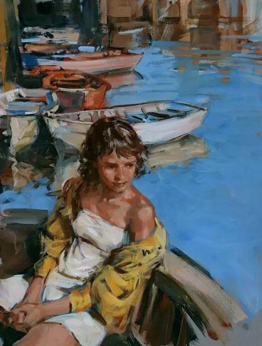 油画世界 英国Paul.Hedley绘画欣赏插图11