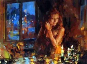 油画世界 英国Paul.Hedley绘画欣赏插图15