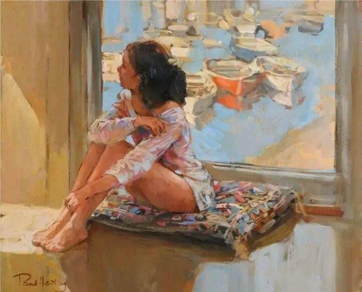 油画世界 英国Paul.Hedley绘画欣赏插图19