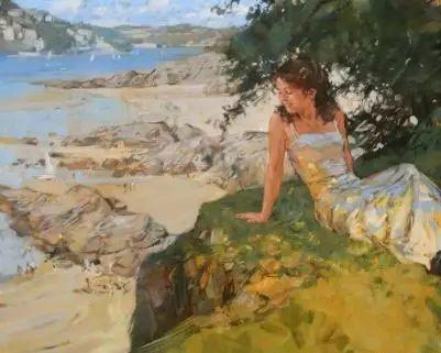 油画世界 英国Paul.Hedley绘画欣赏插图27