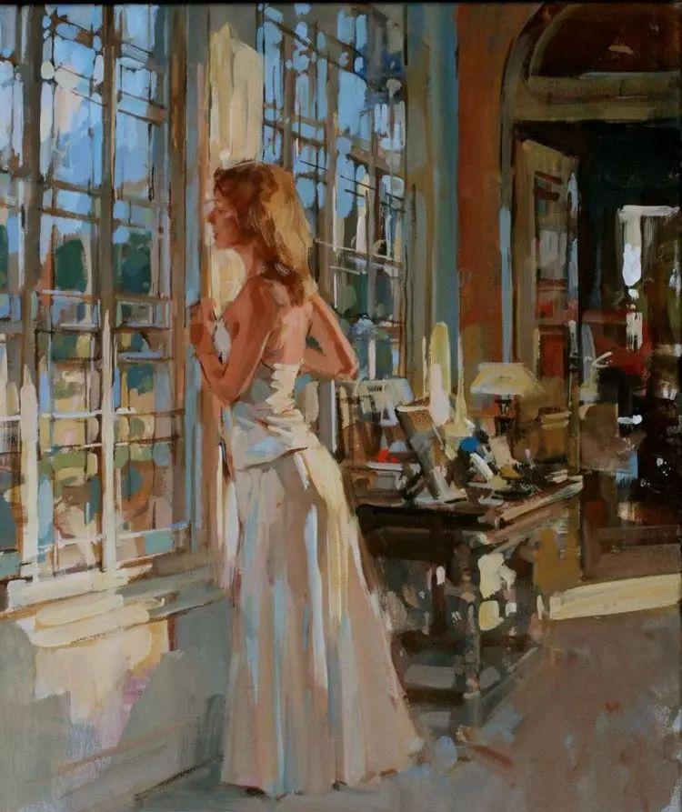 油画世界 英国Paul.Hedley绘画欣赏插图47
