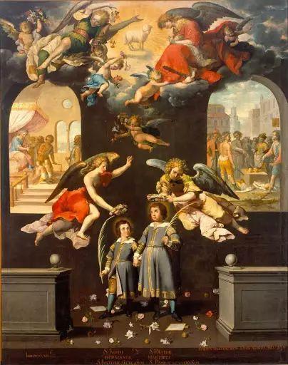 西班牙画家乔斯·华雷斯作品欣赏插图1
