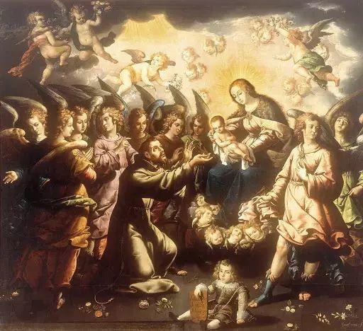 西班牙画家乔斯·华雷斯作品欣赏插图11