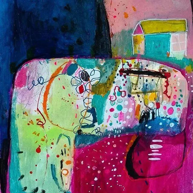 油画世界 Wendy McWilliams 绘画作品插图25