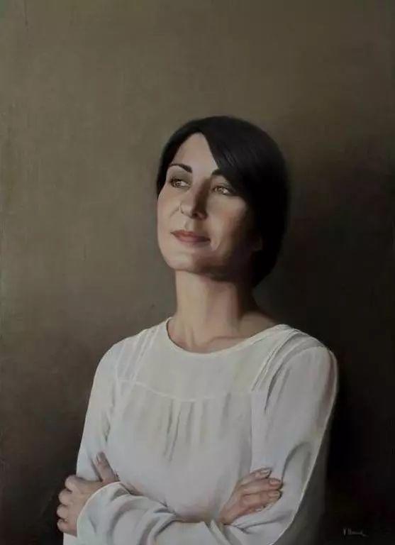 油画世界 意大利女画家维多利亚.诺瓦克绘画欣赏插图3