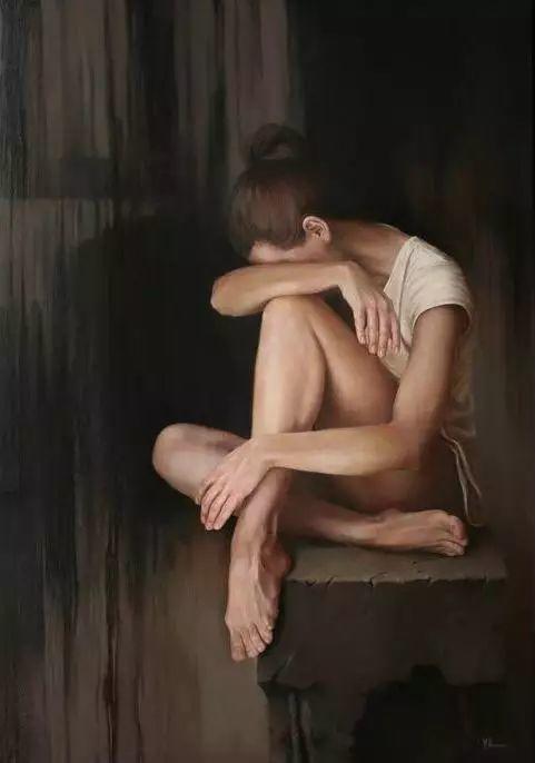 油画世界 意大利女画家维多利亚.诺瓦克绘画欣赏插图7