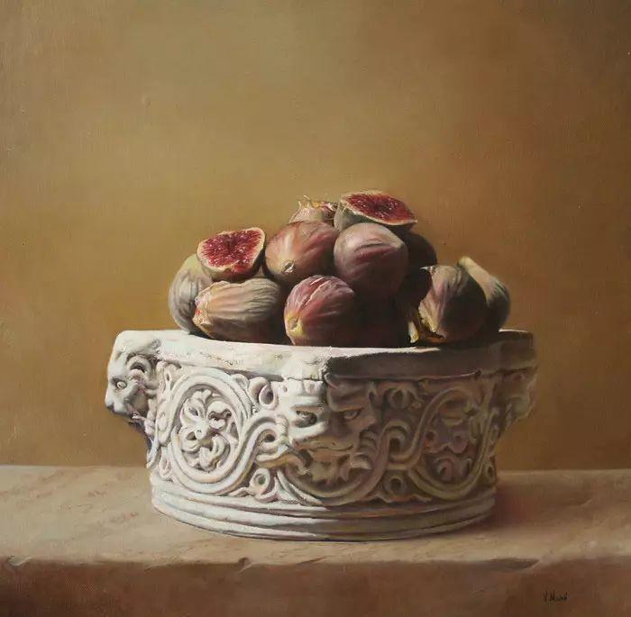 油画世界 意大利女画家维多利亚.诺瓦克绘画欣赏插图27