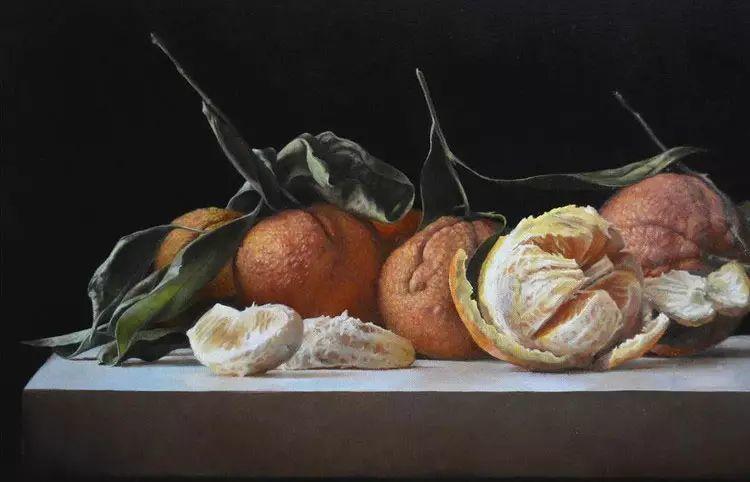油画世界 意大利女画家维多利亚.诺瓦克绘画欣赏插图29