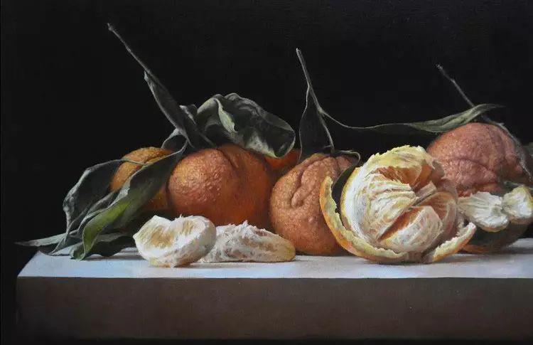 油画世界 意大利女画家维多利亚.诺瓦克绘画欣赏插图31