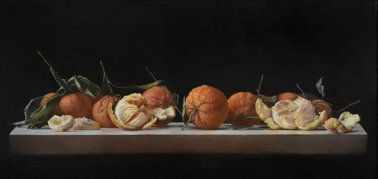 油画世界 意大利女画家维多利亚.诺瓦克绘画欣赏插图37