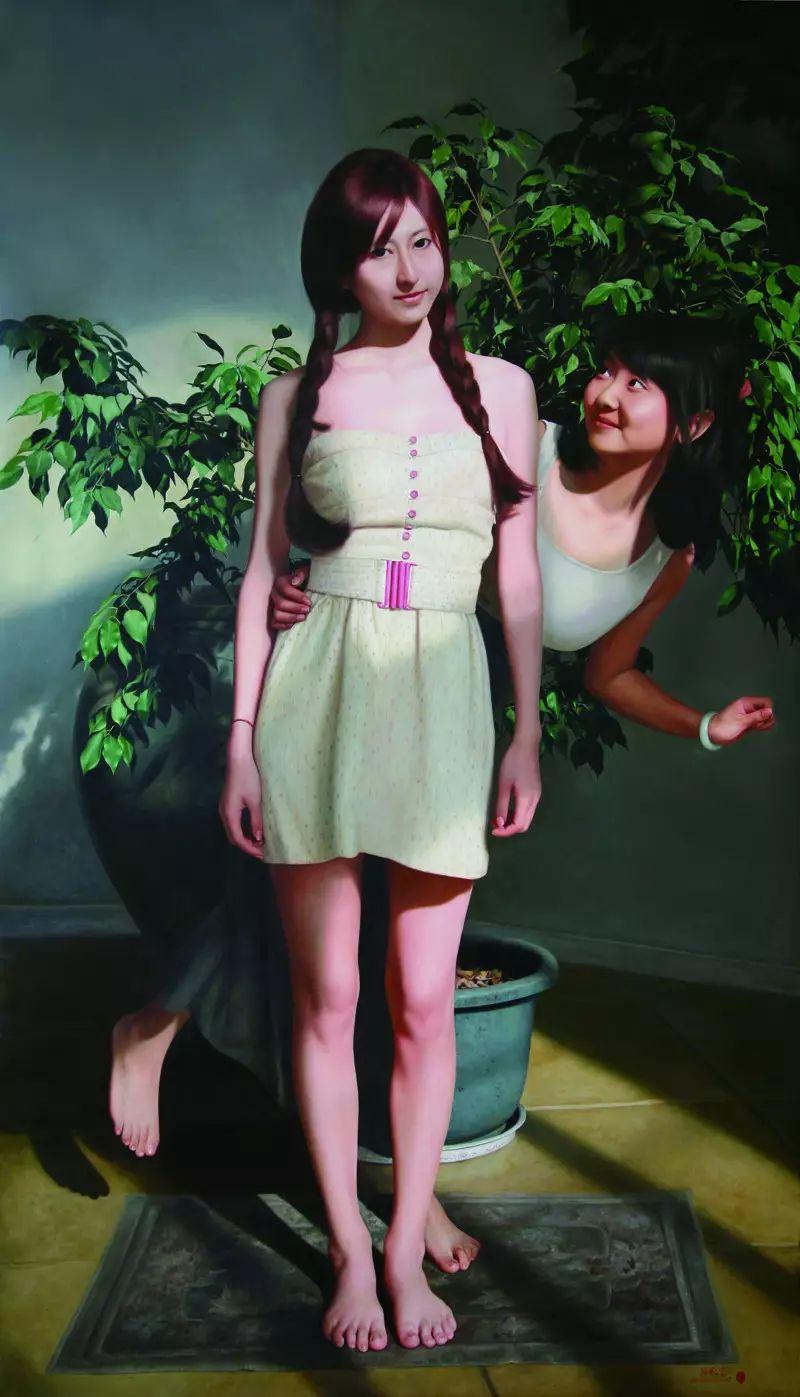 油画世界 新写实油画作品欣赏插图31