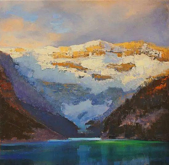 油画世界 加拿大画家不一样的风景画插图13