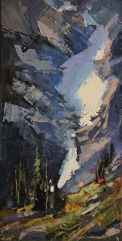 油画世界 加拿大画家不一样的风景画插图21