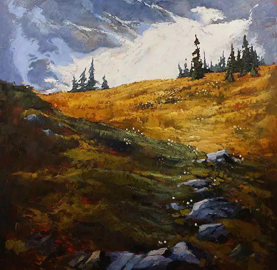 油画世界 加拿大画家不一样的风景画插图23