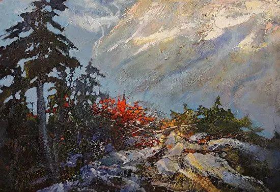 油画世界 加拿大画家不一样的风景画插图25