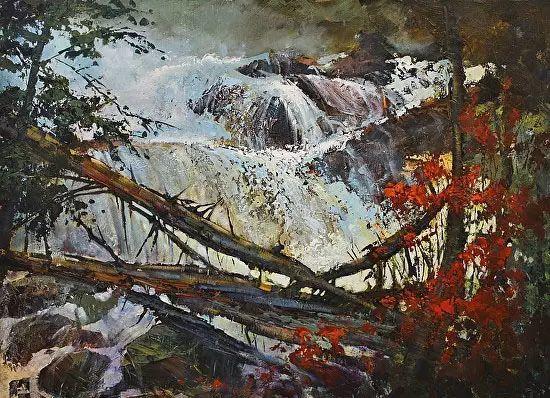 油画世界 加拿大画家不一样的风景画插图31