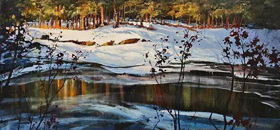 油画世界 加拿大画家不一样的风景画插图33
