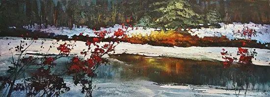 油画世界 加拿大画家不一样的风景画插图39