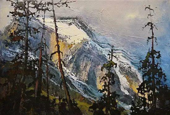 油画世界 加拿大画家不一样的风景画插图47