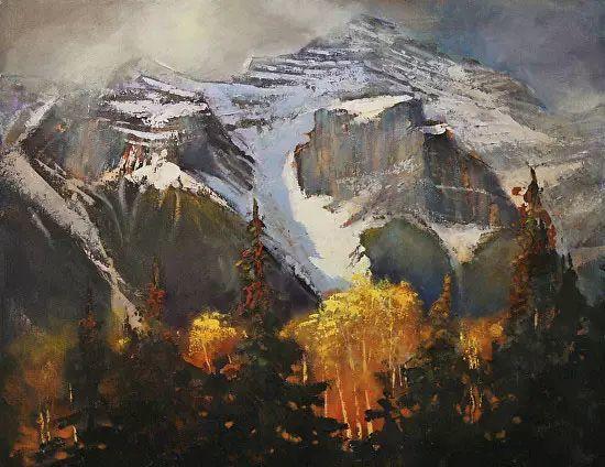 油画世界 加拿大画家不一样的风景画插图51