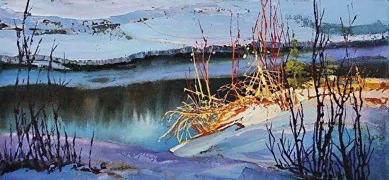 油画世界 加拿大画家不一样的风景画插图55