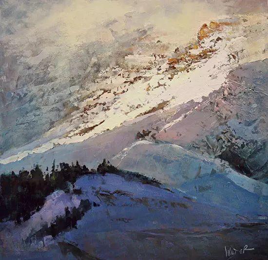 油画世界 加拿大画家不一样的风景画插图57