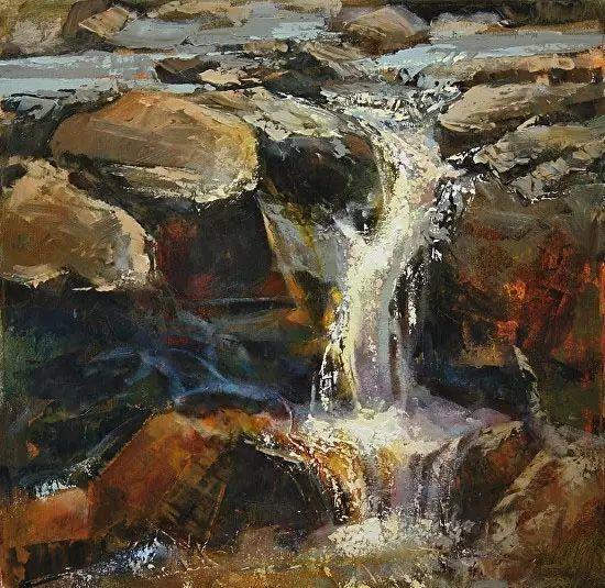 油画世界 加拿大画家不一样的风景画插图59