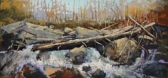 油画世界 加拿大画家不一样的风景画插图61