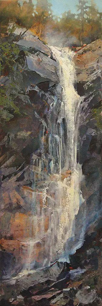 油画世界 加拿大画家不一样的风景画插图65