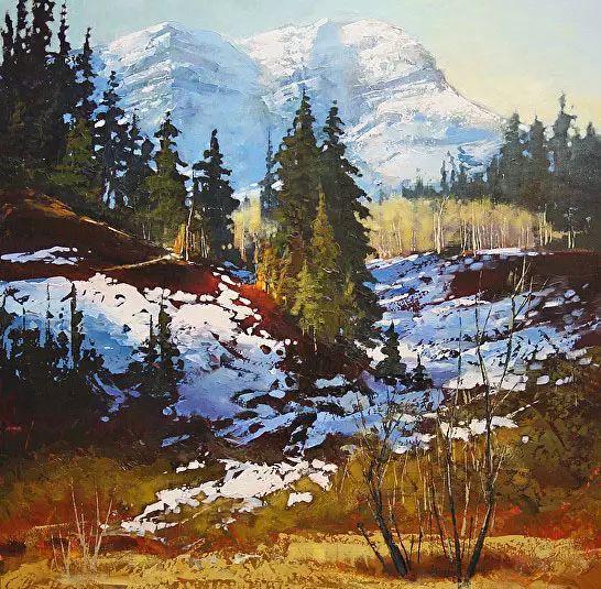 油画世界 加拿大画家不一样的风景画插图67