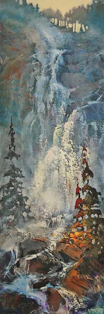 油画世界 加拿大画家不一样的风景画插图71
