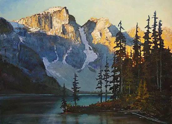 油画世界 加拿大画家不一样的风景画插图73