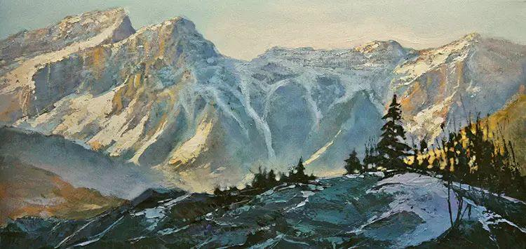 油画世界 加拿大画家不一样的风景画插图79