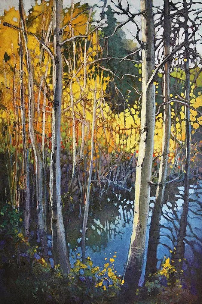 油画世界 加拿大画家不一样的风景画插图81