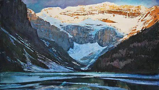 油画世界 加拿大画家不一样的风景画插图85