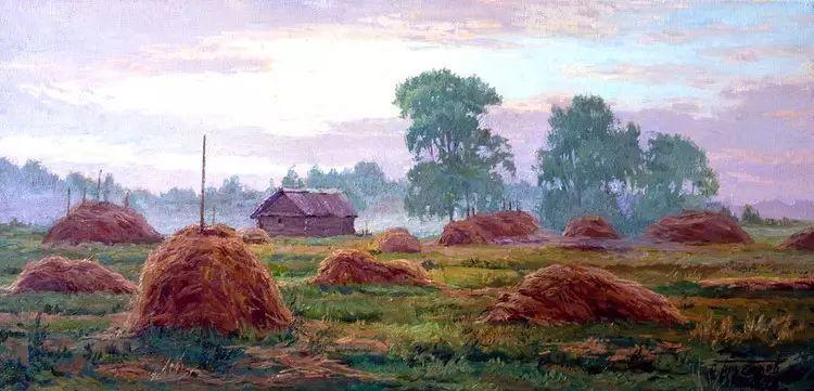 油画世界 俄罗斯精美风景油画欣赏插图31