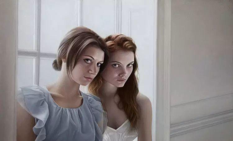 英国女画家玛丽人物绘画作品插图9