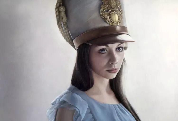 英国女画家玛丽人物绘画作品插图11