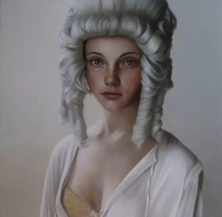 英国女画家玛丽人物绘画作品插图13