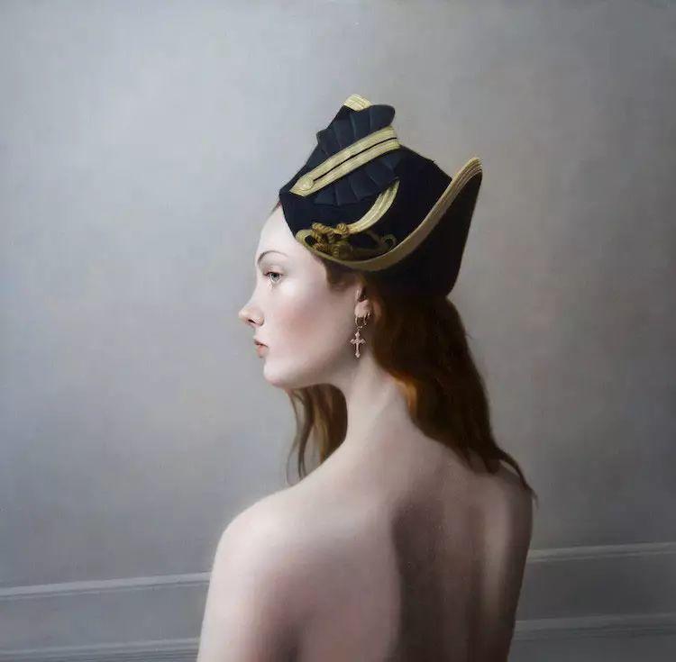 英国女画家玛丽人物绘画作品插图23