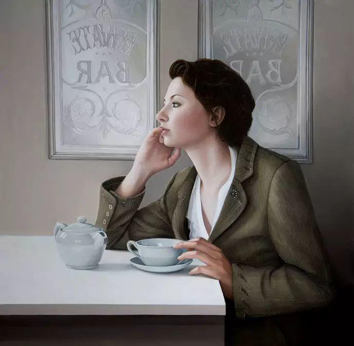 英国女画家玛丽人物绘画作品插图33